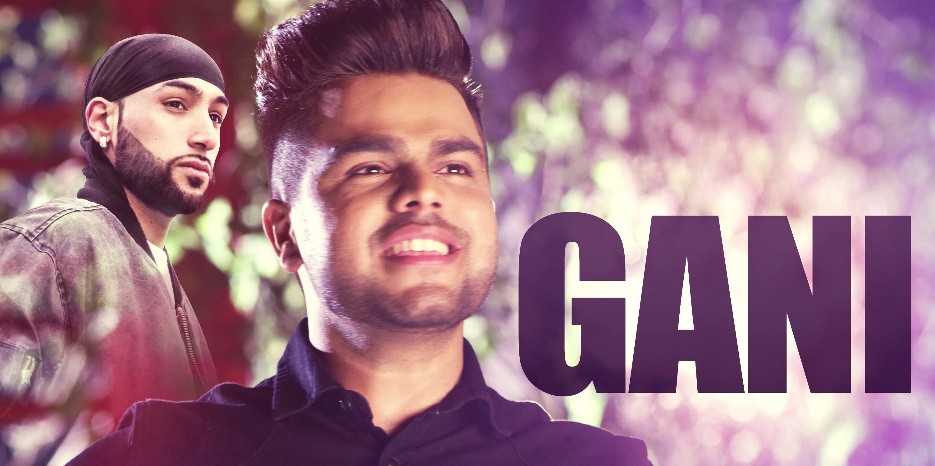 Gani Song By Akhil Feat Manni Sandhu