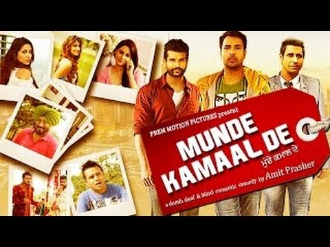 Munde Kamaal De Full Punjabi Movie