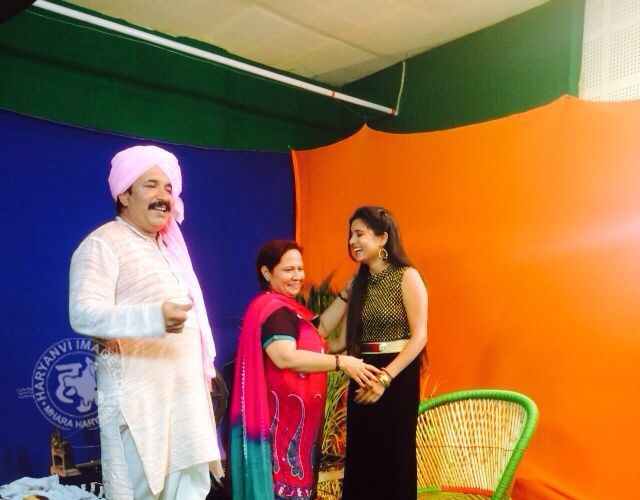 Duniya Mey Geet Haryane ke Joginder Kundu Divya Shah