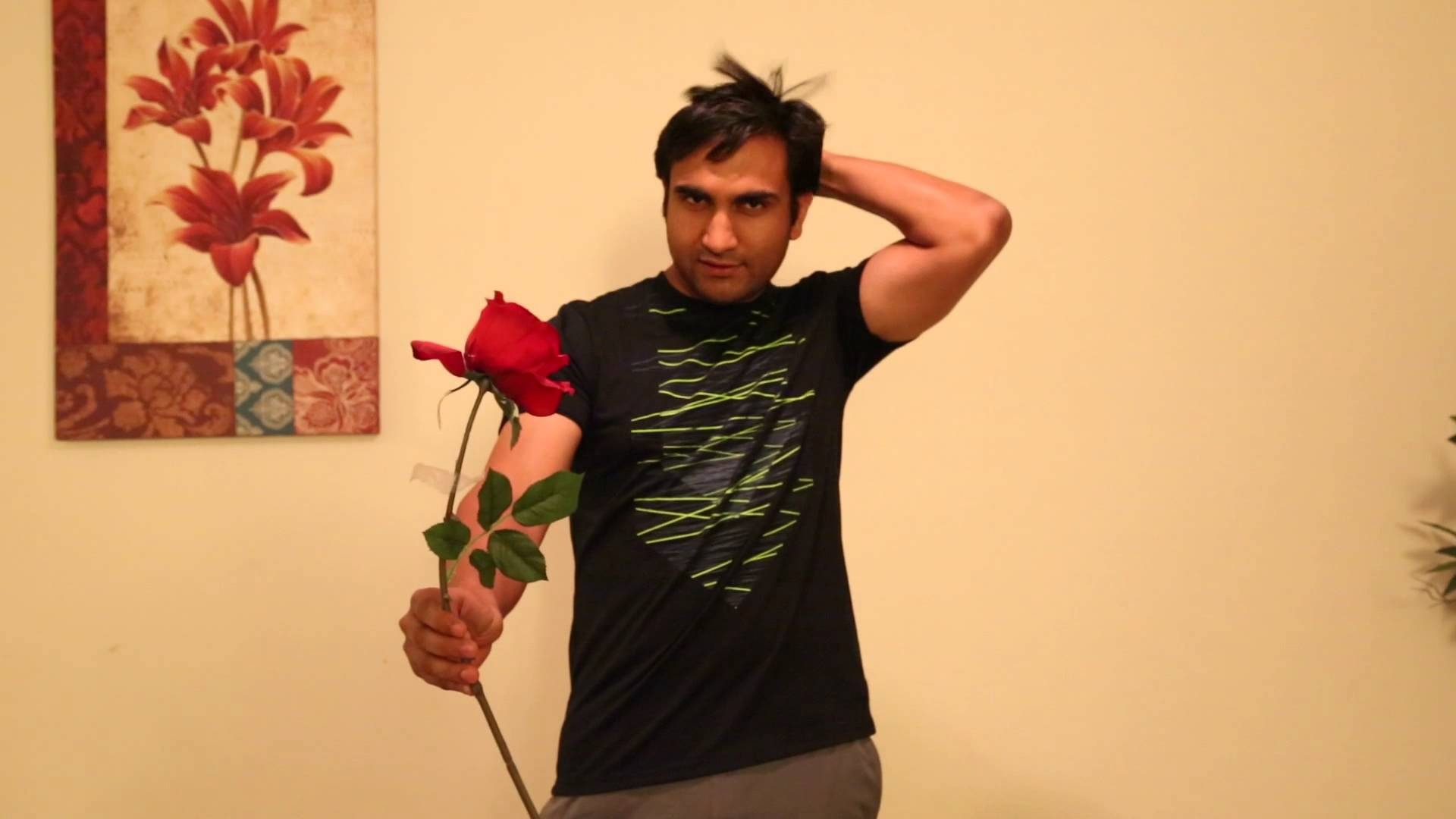 Haryanvi guy gets ready for first date By Lalit Shokeen