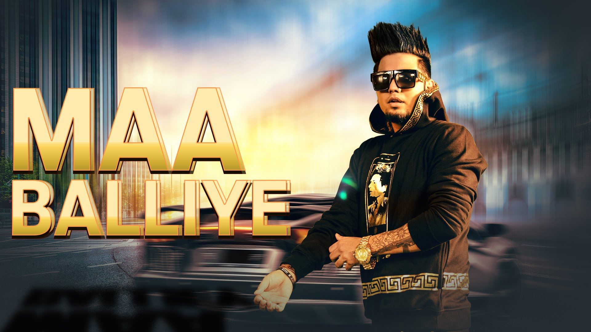 Maa Balliye Song By A Kay Feat Deep Jandu