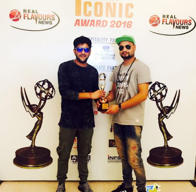 Indian Iconic Award 2016 Chandigarh6 MD KD Music Latest News