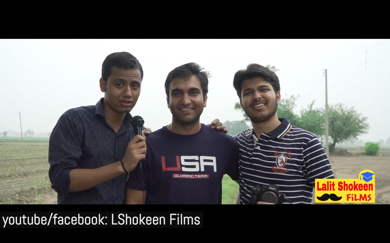 When Dalbir Satbir met Lalit Shokeen