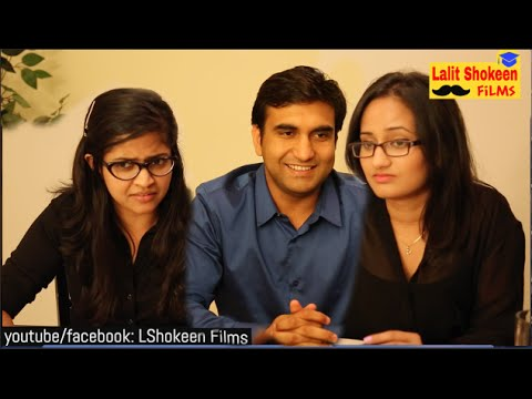 Desi Boy in Job Interview Video By Lalit Shokeen Comedy