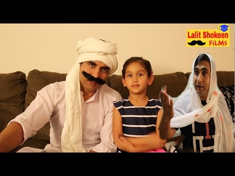 Taau & Taai in Big Bosh House By Lalit Shokeen Comedy