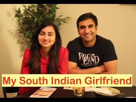 My South Indian Girlfriend By Lalit Shokeen Comedy