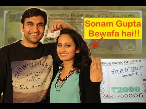 Sonam Gupta Bewafa hai!! By Lalit Shokeen Comedy