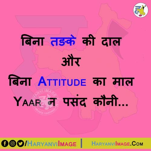 Daal or Maal Haryanvi Image