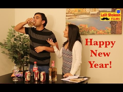 Happy New Year Desi Style By Haryanvi Comedy King Lalit Shokeen
