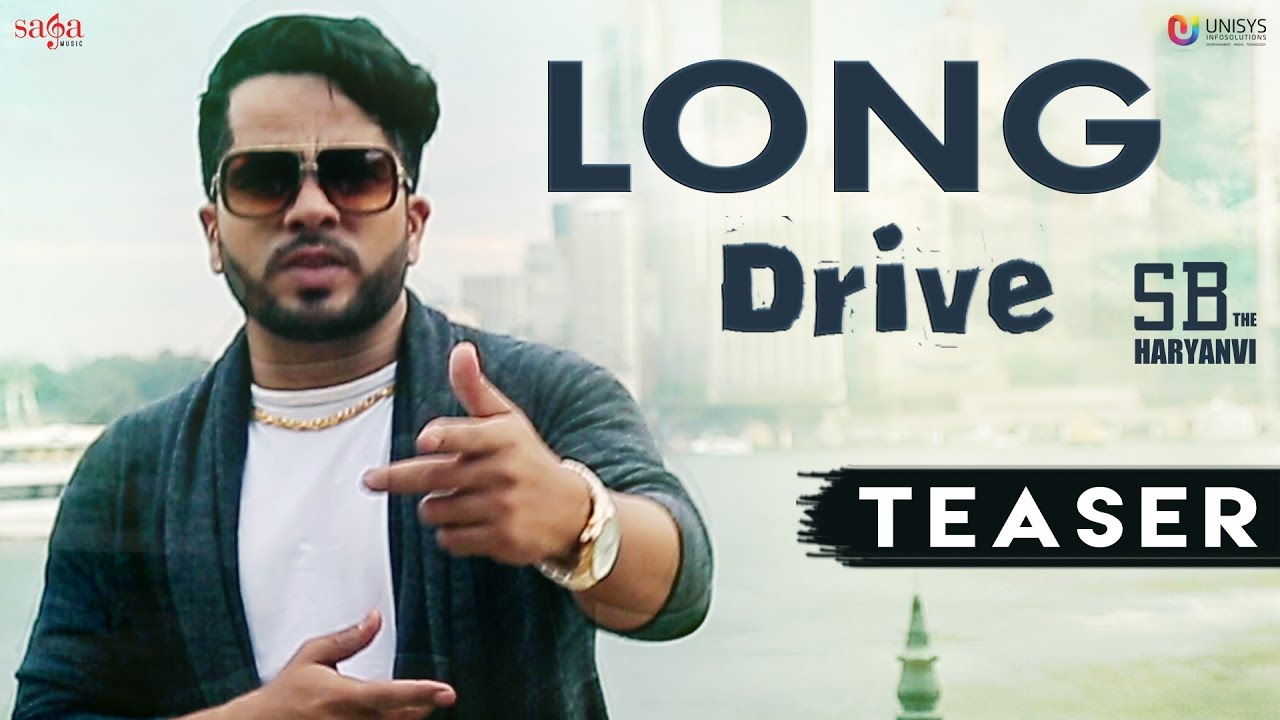 Long Drive (Teaser) Gaadi 2 By SB The Haryanvi
