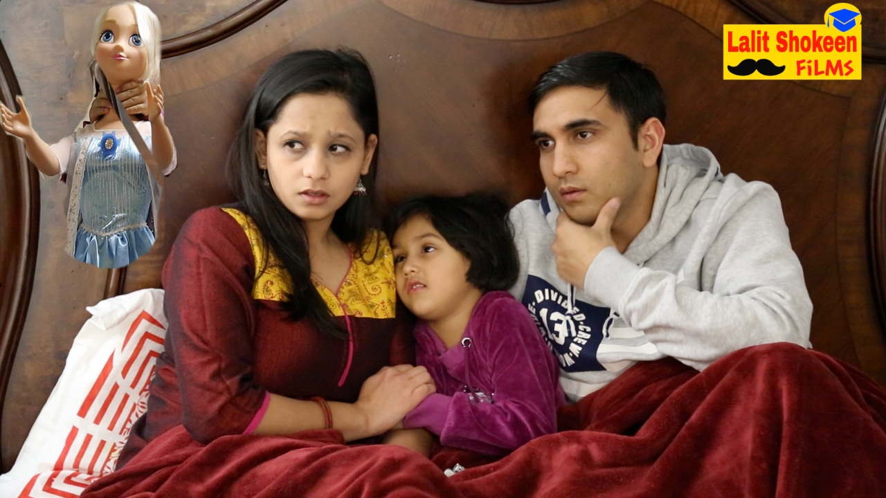 Ghar Mein Bhoot Hai By Lalit Shokeen Comedy