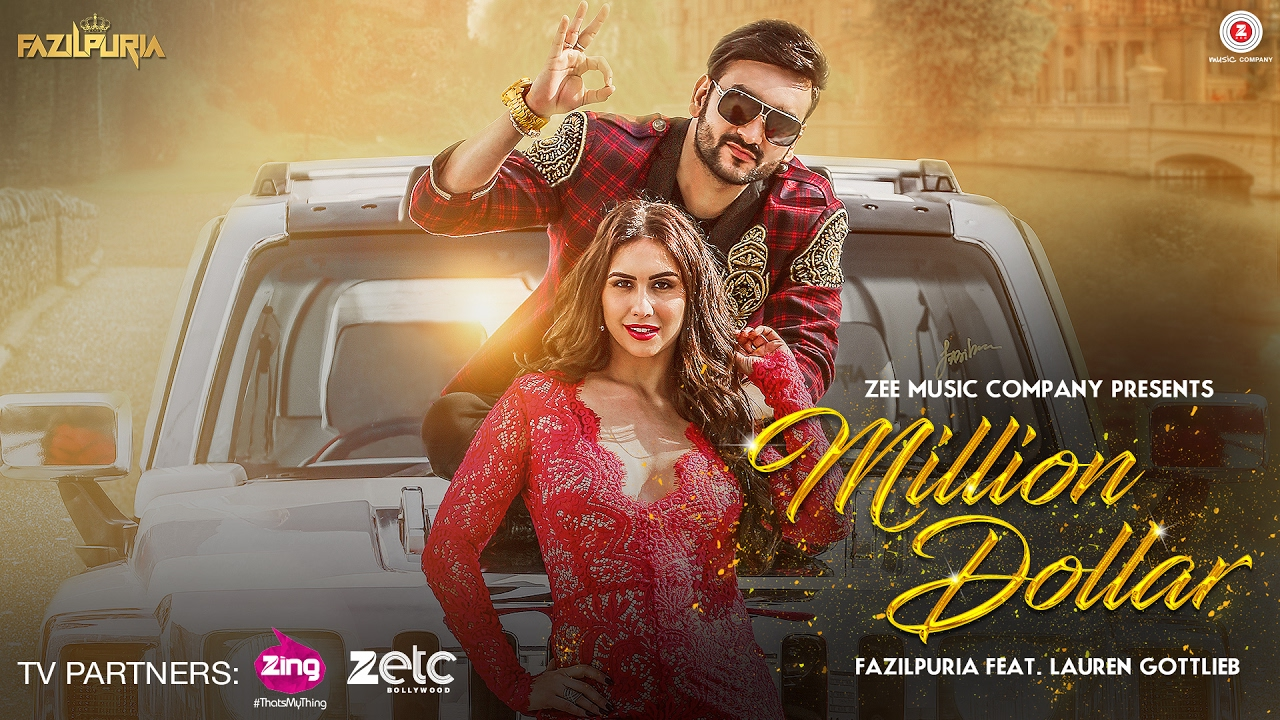 Million Dollar Official Song By Fazilpuria & Lauren Gottlieb | Rossh