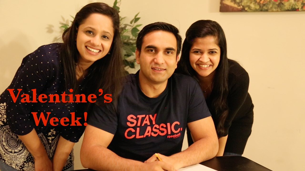 Tinku and Manshi ka Valentine Week By Lalit Shokeen Comedy