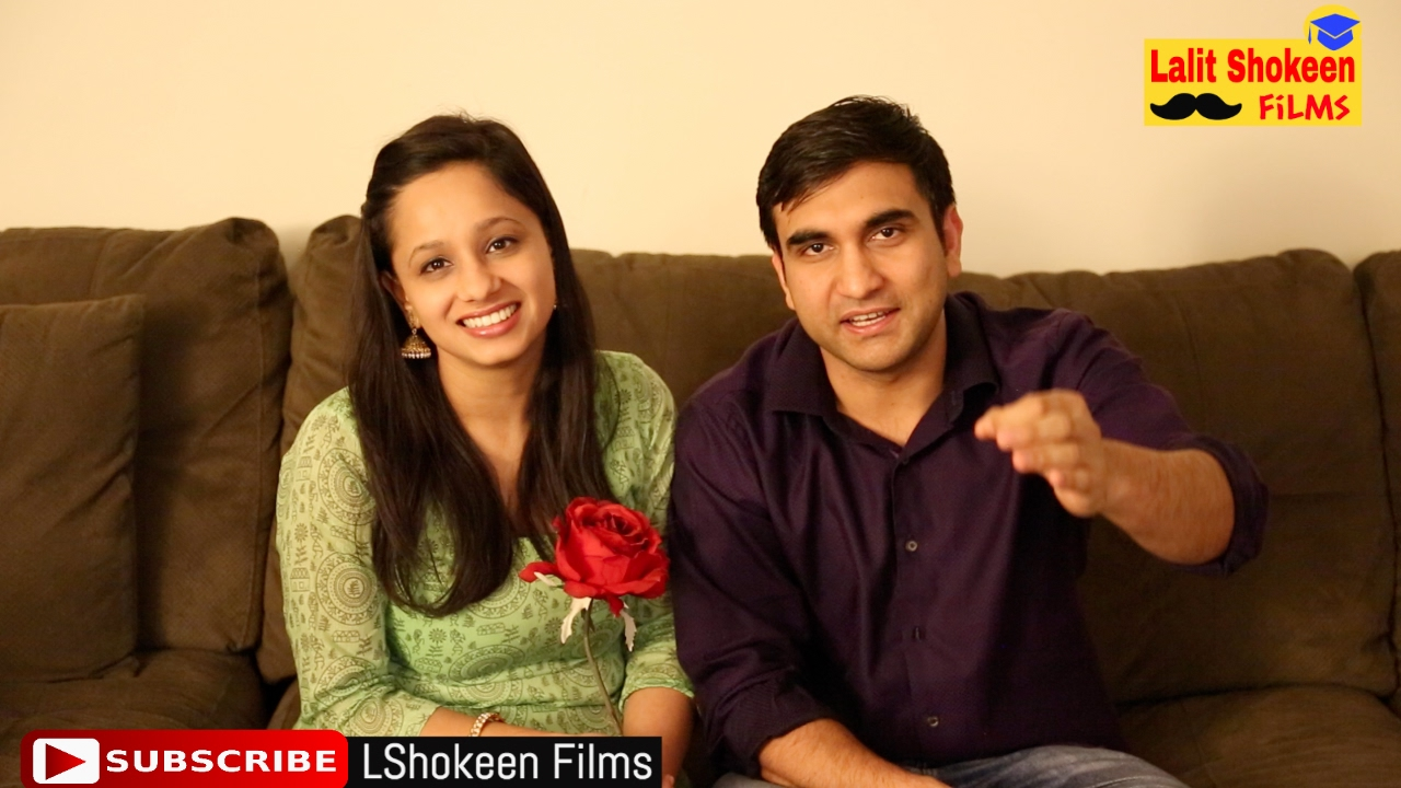 Valentine's Day after Marriage By Lalit Shokeen Comedy