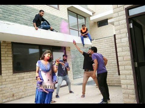 Haryanvi Holi (हरियाणवी होली) By Swadu Staff Films