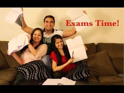 Tinku ke Exams ki Tyari By Lalit Shokeen Comedy