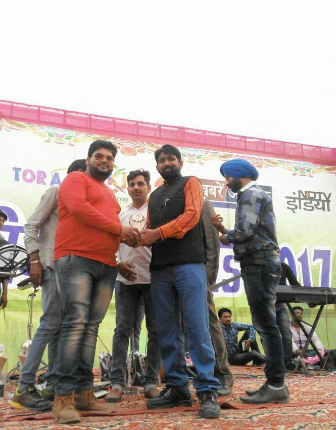 Photos of Taj e Haryana 2017