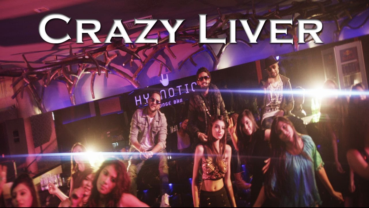 Crazy liver (Official Teaser) By MD KD & THE BEGRAJ