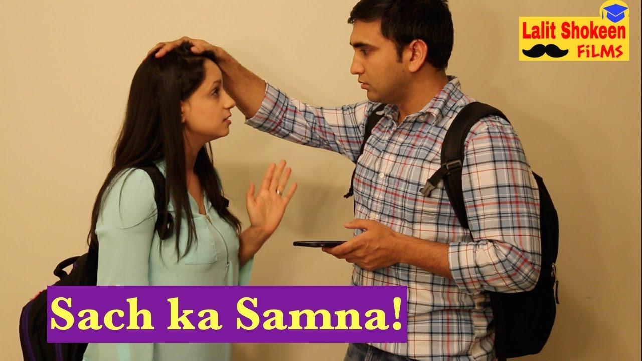 Ek Sacha Desi Boyfriend By Lalit Shokeen Comedy