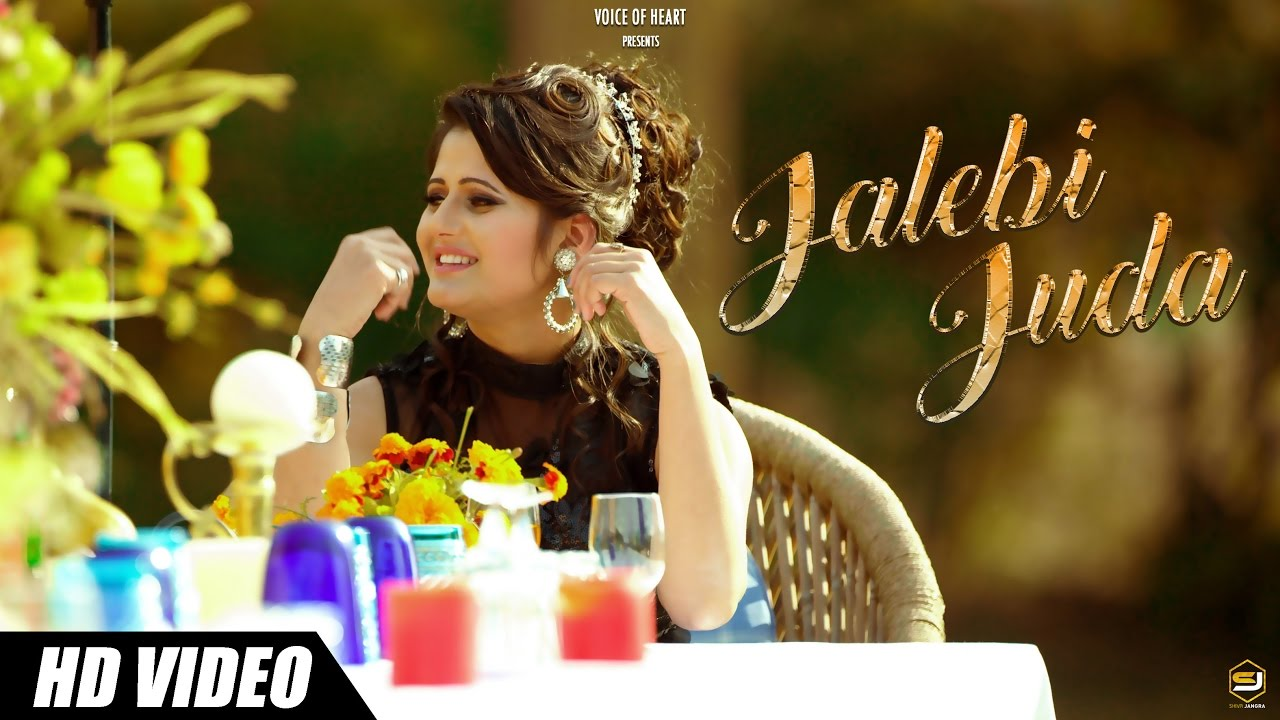 Jalebi Juda Song By Rakesh Tanwar, Anjali Raghav & Monika Sharma