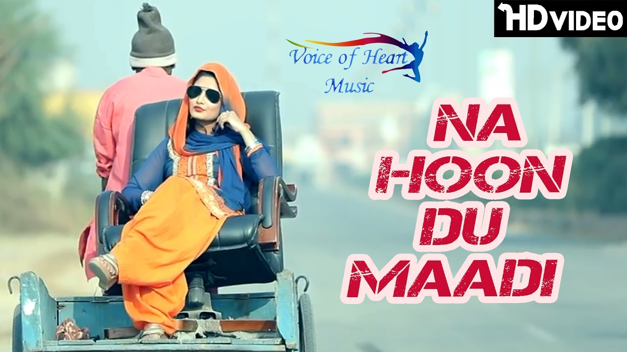 Na Hoon Du Maadi Song By DP Sharma & Shivani Raghav