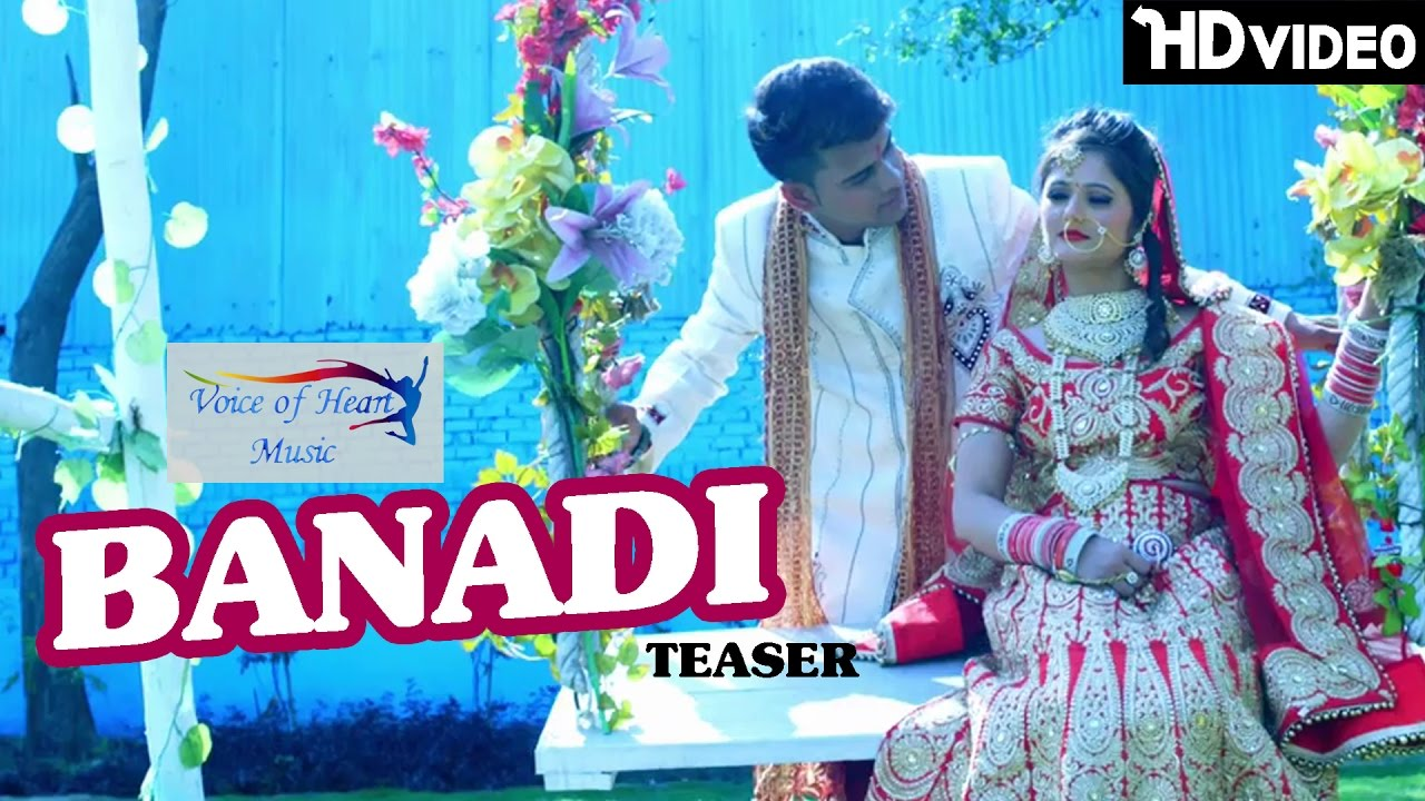 Banadi (Teaser) By Raj Sherry | Anjali Raghav | Farista