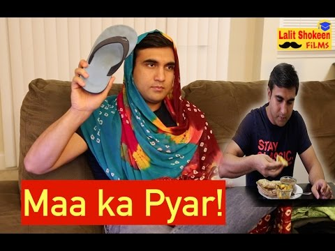 Maa ka Pyar – Mother's Day Special By Lalit Shokeen Comedy