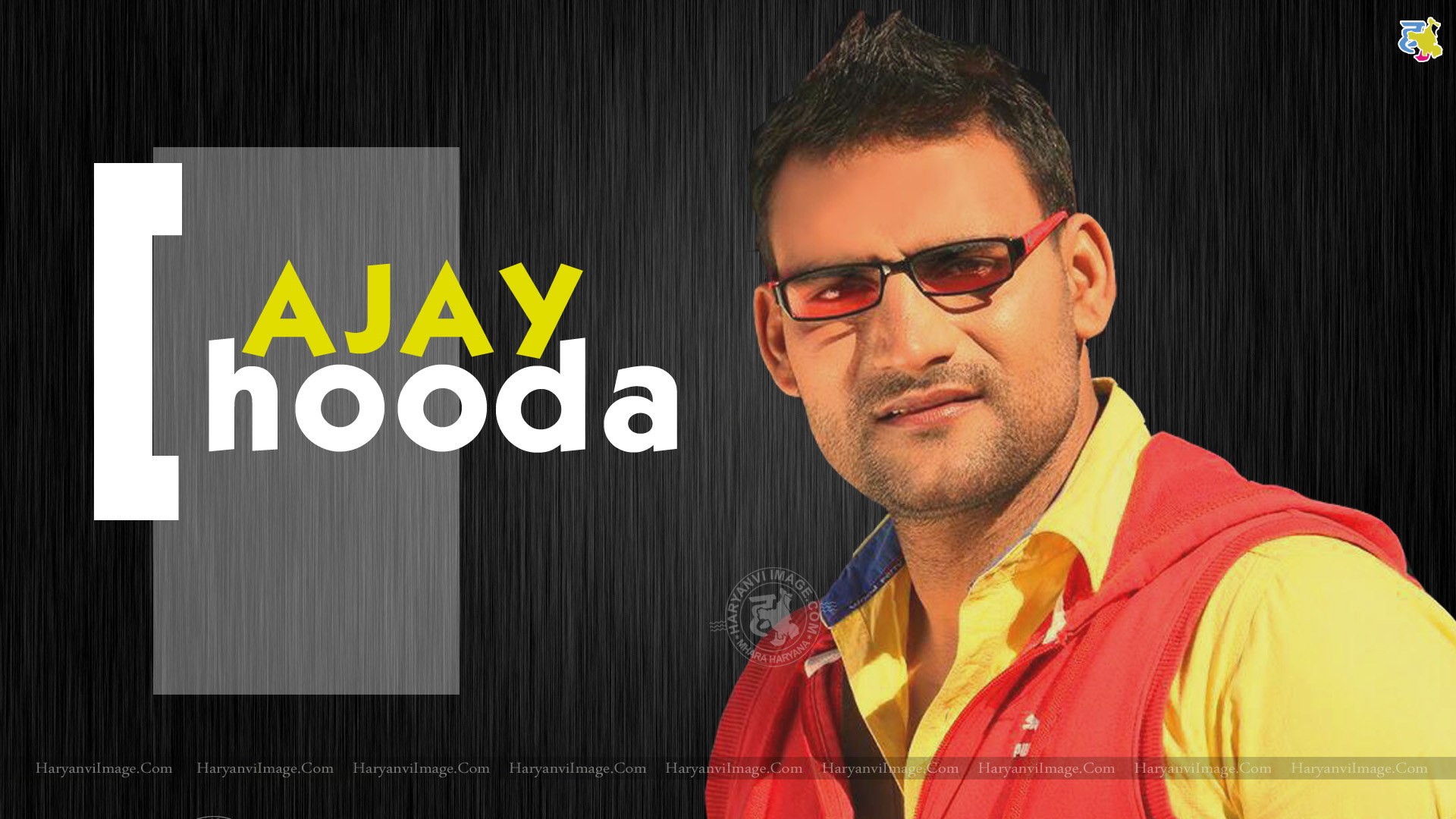 Haryanvi Writer Ajay Hooda HD Wallpaper