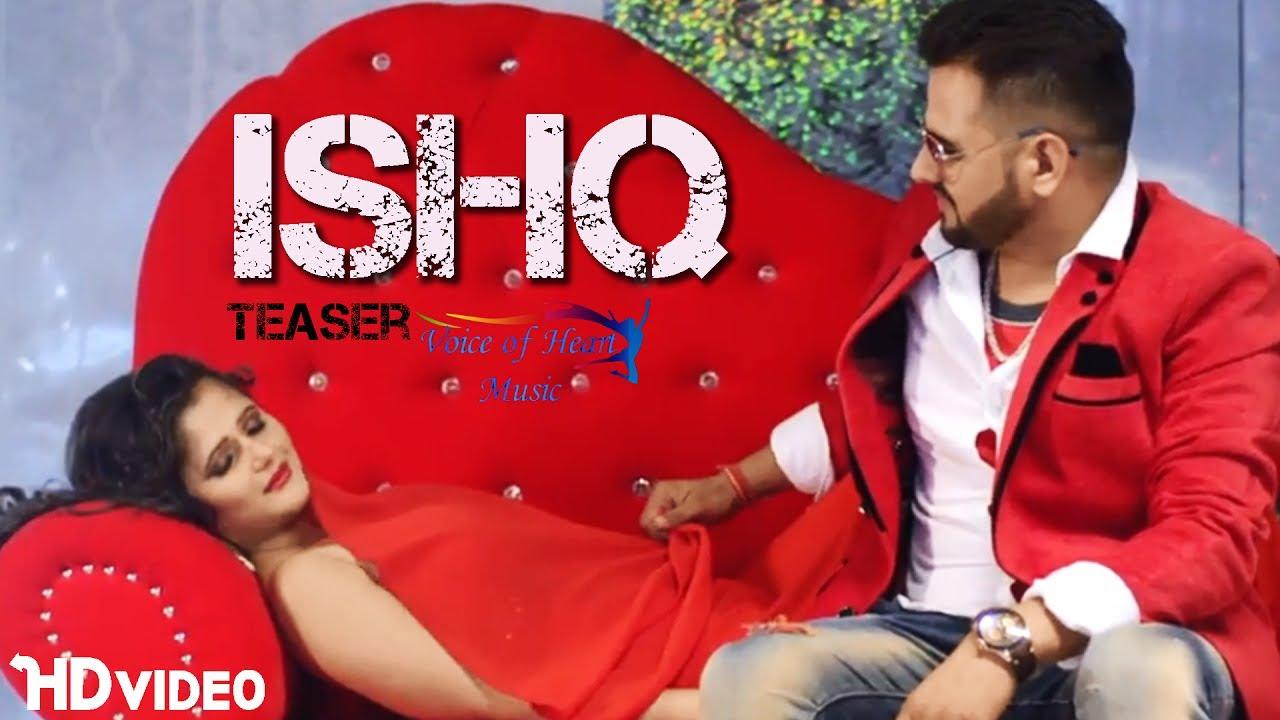 ISHQ (Teaser) By Mandeep Rana &  Anjali Raghav