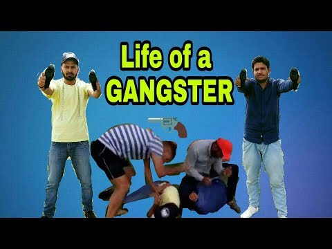 Life of a Gangster Comedy By Sawdu Staff Films