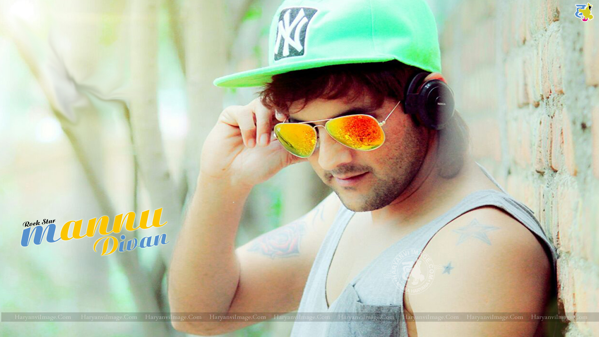 Actor, Haryanvi, HD, Mannu Diwana MD, Rapper, Singer, Wallpaper