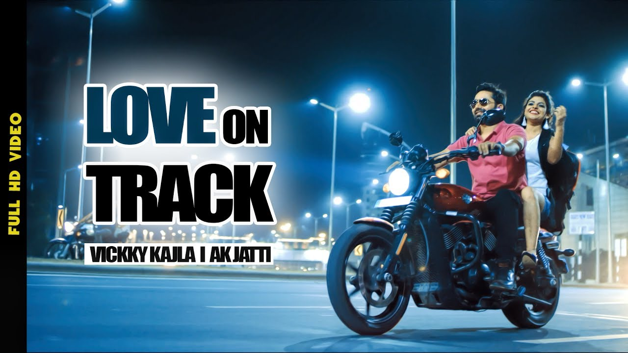 Love on Track By Vickky Kajla, Ak Jatti, JD Ballu & TR