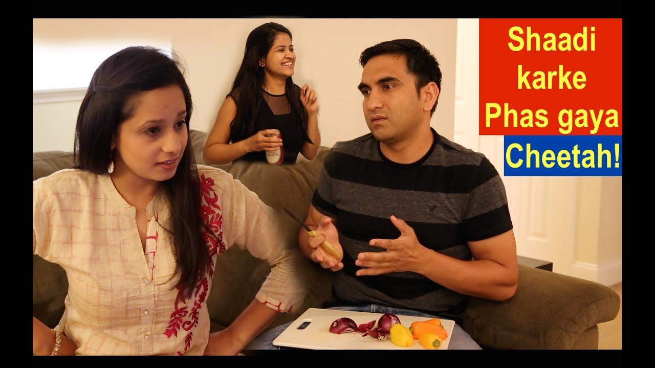Shaadi karke phas gaya – Cheetah By Lalit Shokeen Comedy
