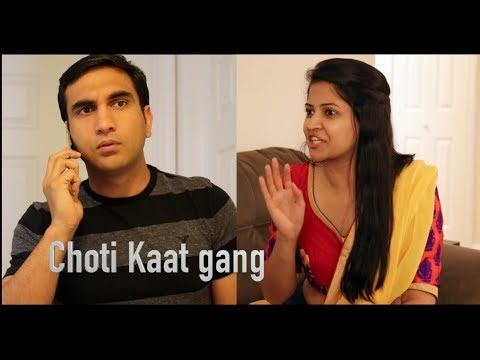 Choti Kaat Gang Ka Parda Faash By Lalit Shokeen Films