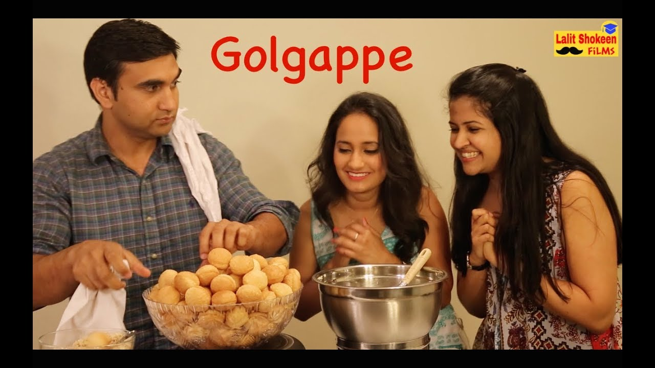 Golgappe ke Deewane By Lalit Shokeen Films