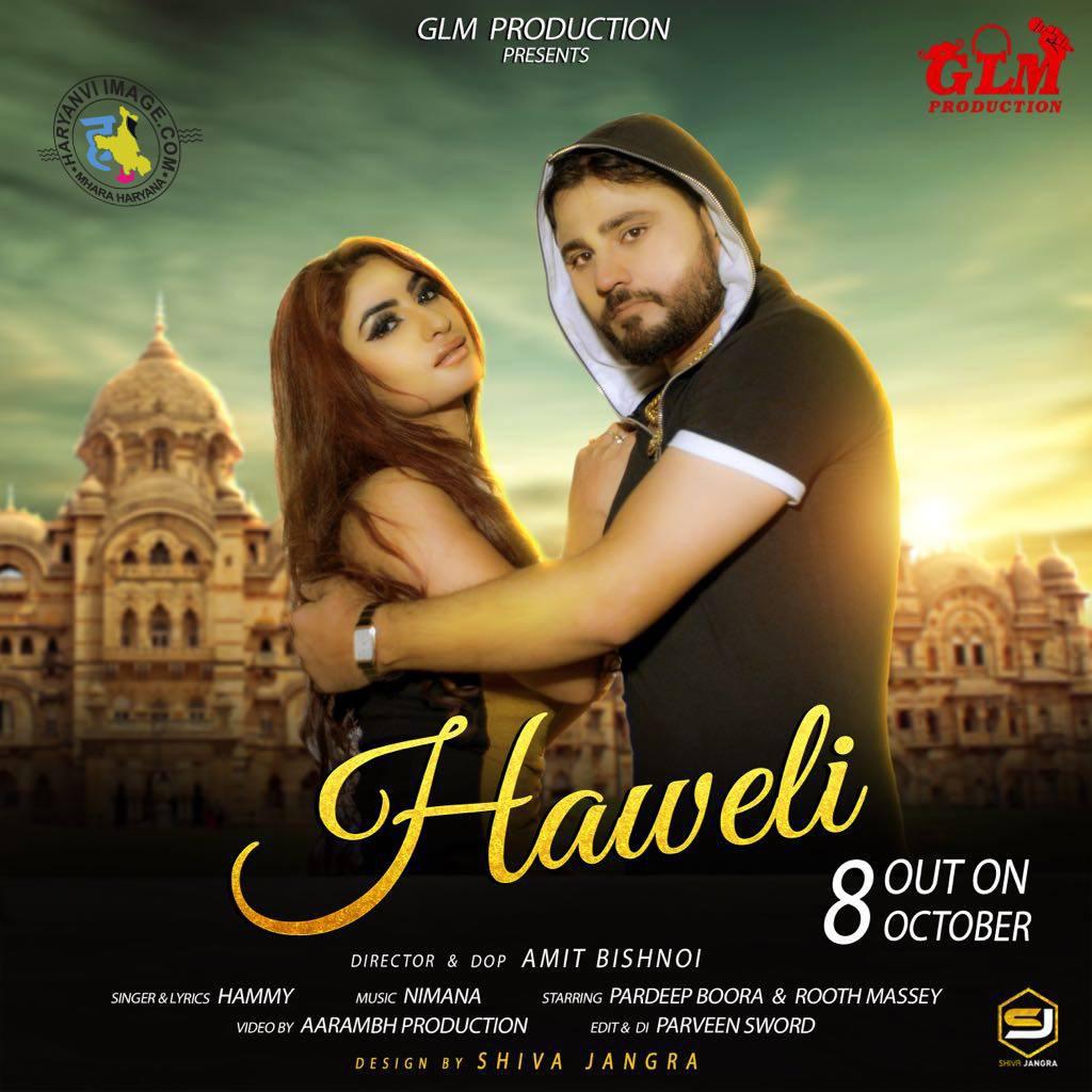 Haweli Song Poster