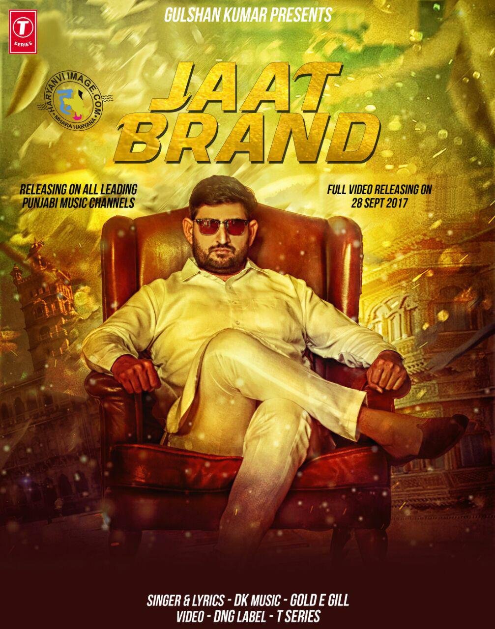 Jaat Brand Official Poster