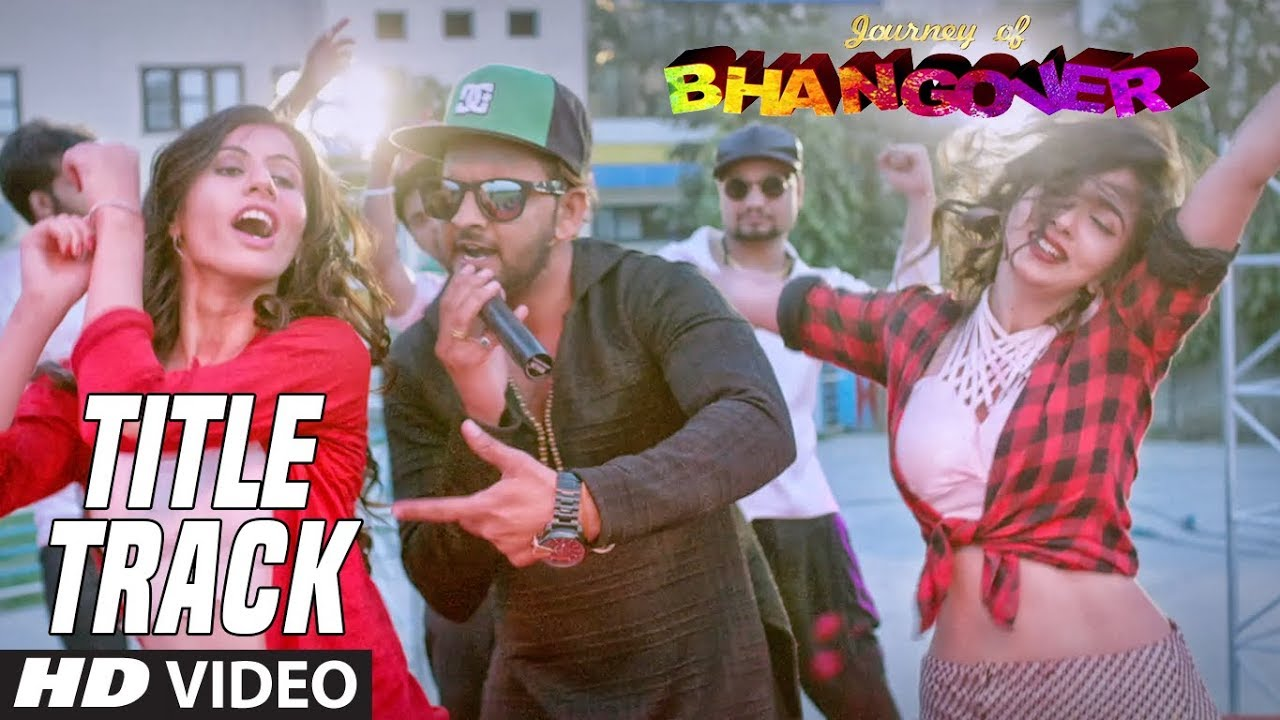 Bhangover Video Song (Journey of Bhangover) By MD KD