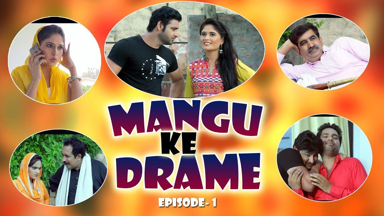 Mangu Ke Drame (Ep 1 – Bahu Ched Di) By Vijay Varma, Shikha Raghav & Andy Dahiya