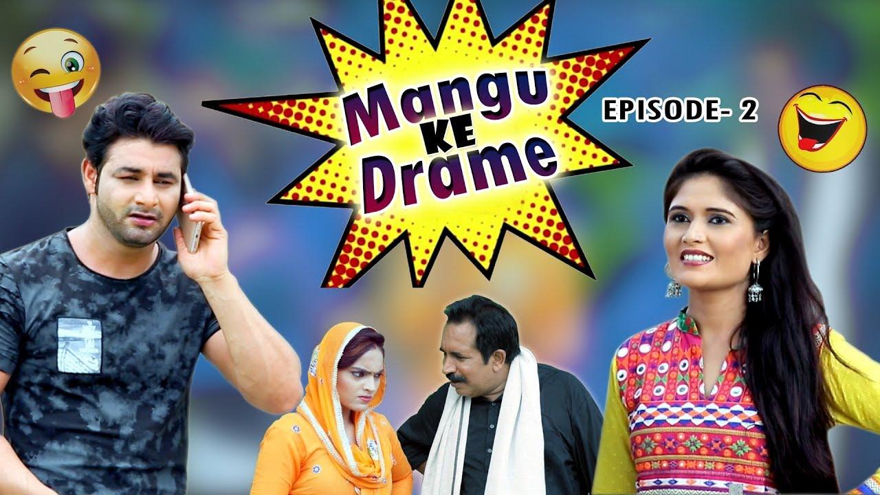 Mangu Ke Drame (Ep 2 – Bahu Ched Di) By Vijay Varma, Shikha Raghav & Andy Dahiya