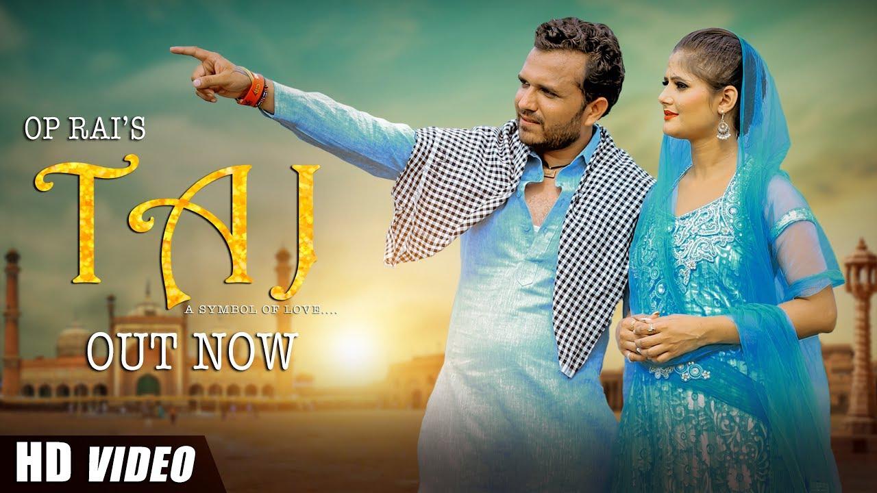 Taj A symbol of Love Song By Sanju Khewriya & Anjali Raghav