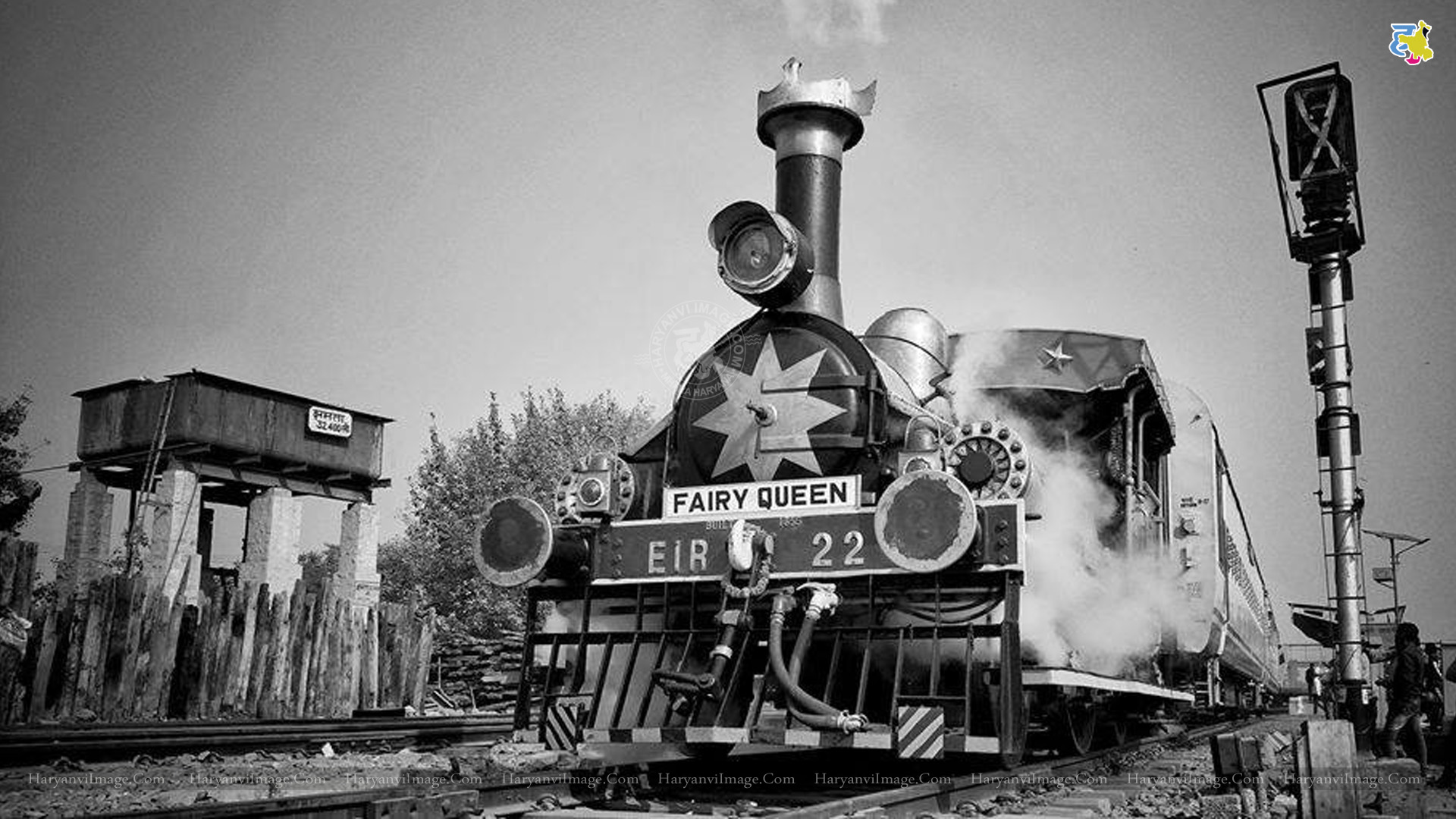Fairy Queen Engine Rewari