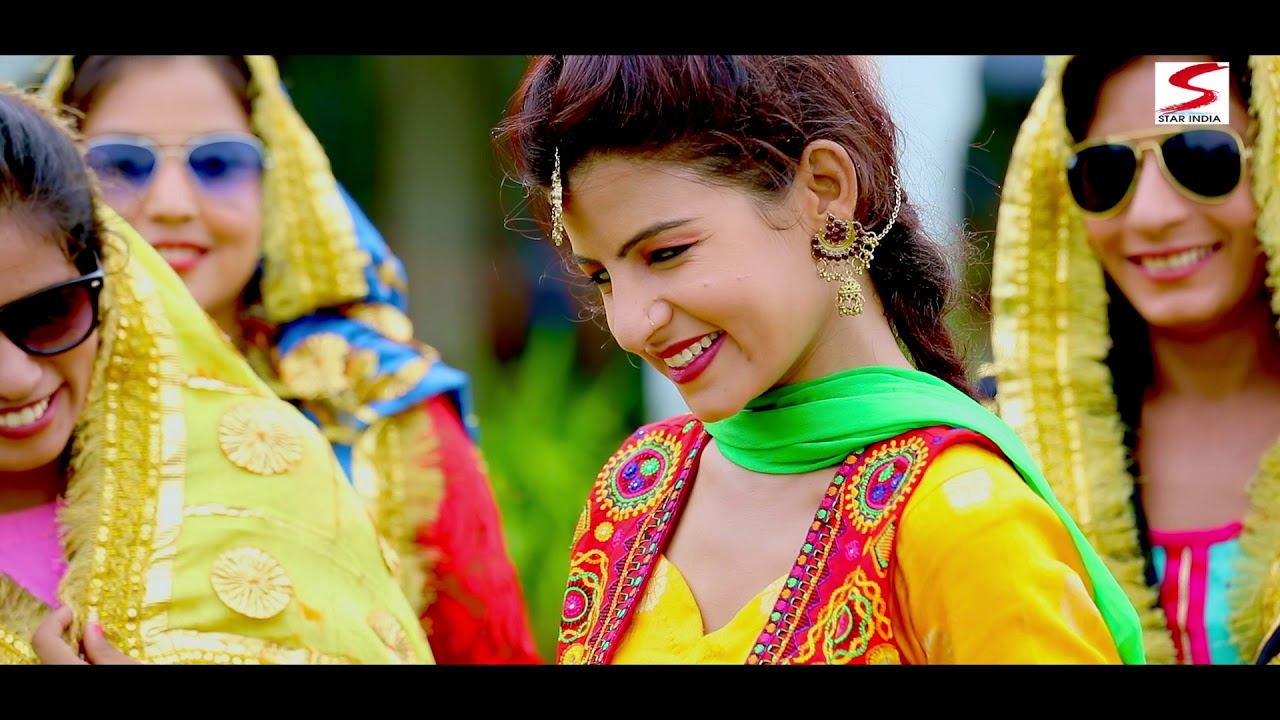 Sheela Haryanvi (Full Video Song) By Pawan Gill & Raju Punjabi