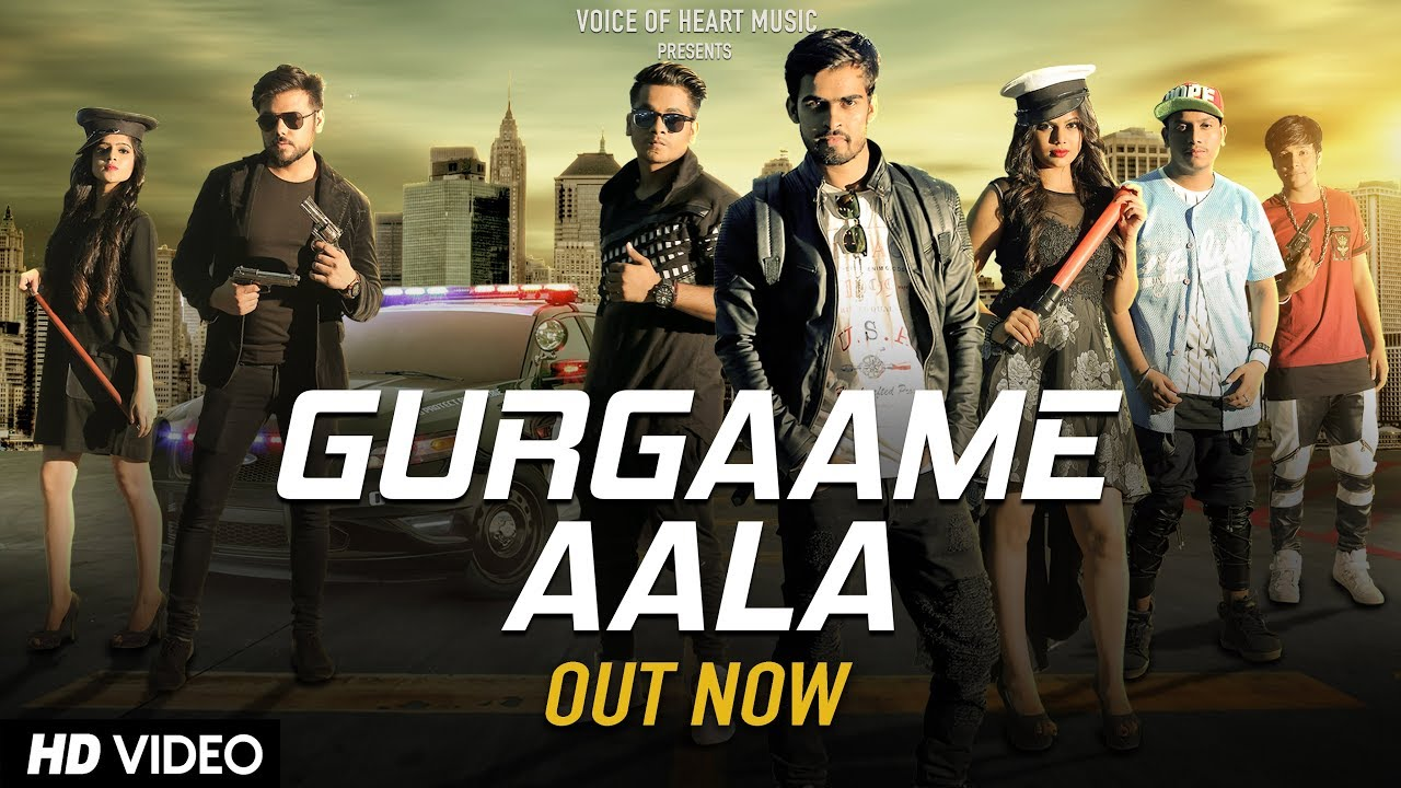 Gurgaame Aala (Full Video) By Cracker, Avinay & Suspense