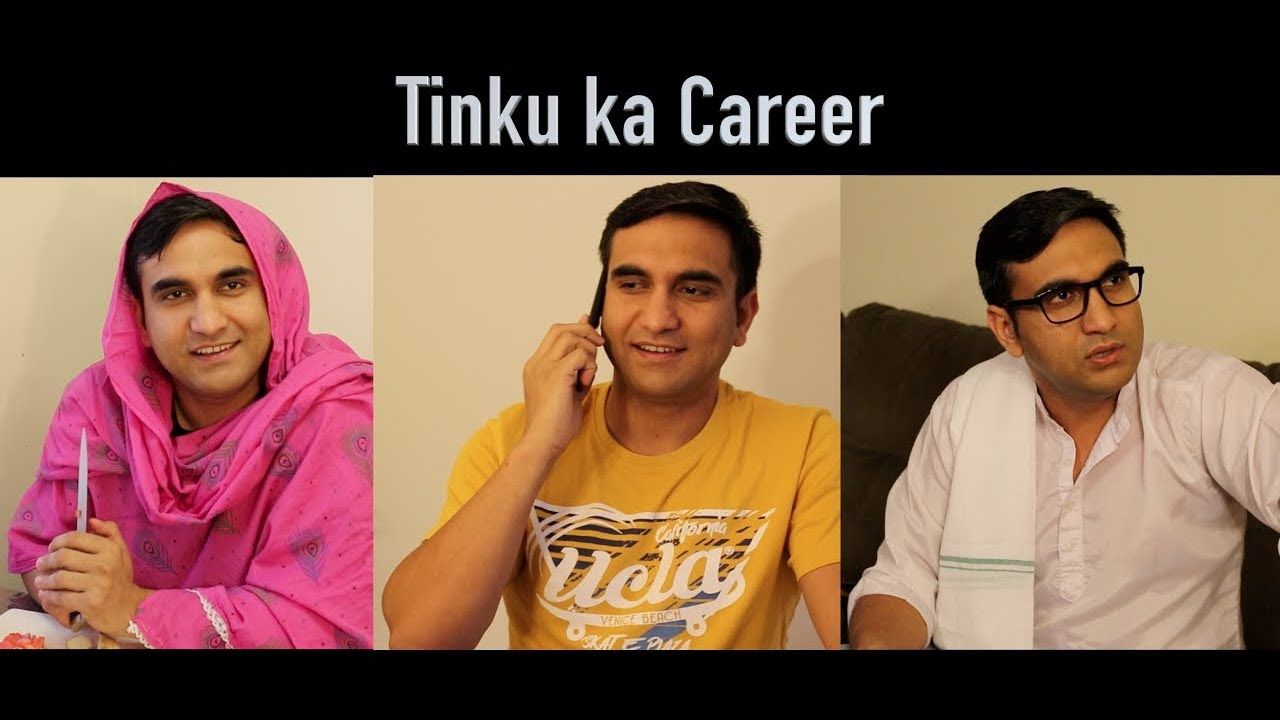 Tinku ka Career By Lalit Shokeen Films