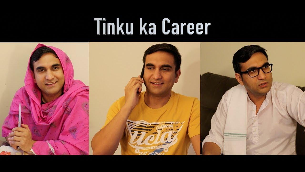 Tinku ka Career By Lalit Shokeen Films