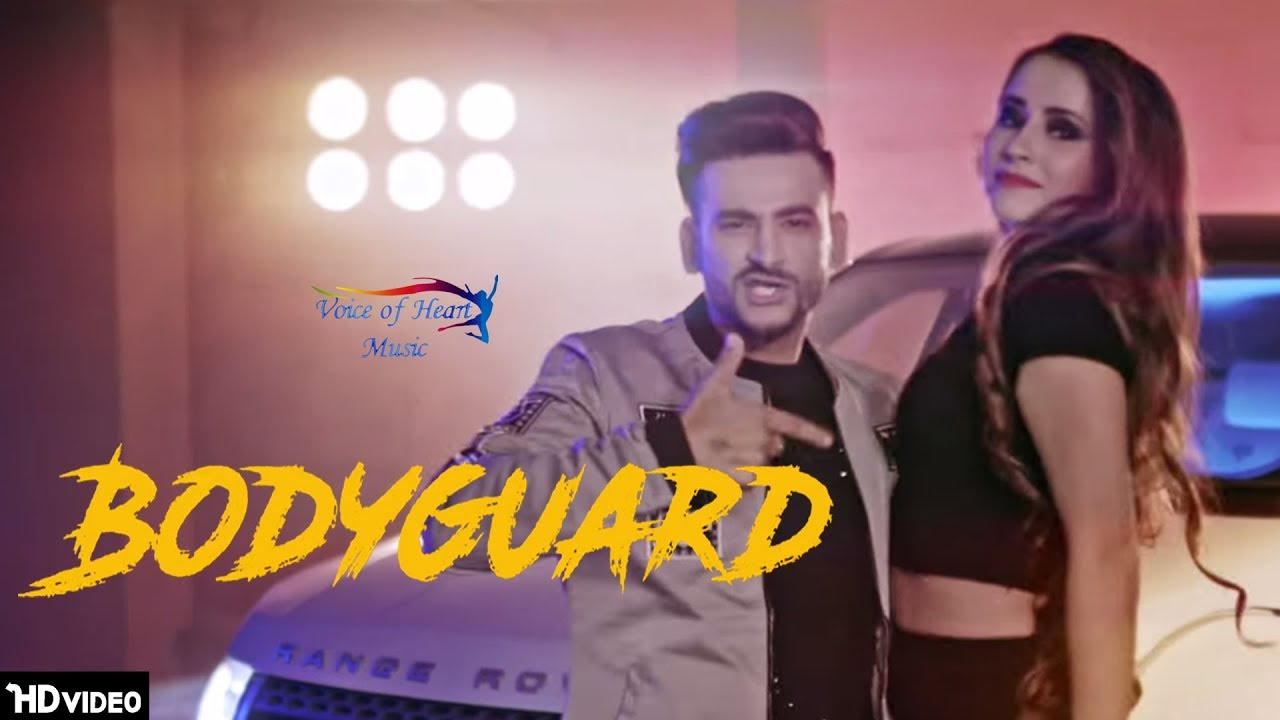 Bodyguard (Full Haryanvi Video) By Vicky Thakur Ft. Nippu Nepewala