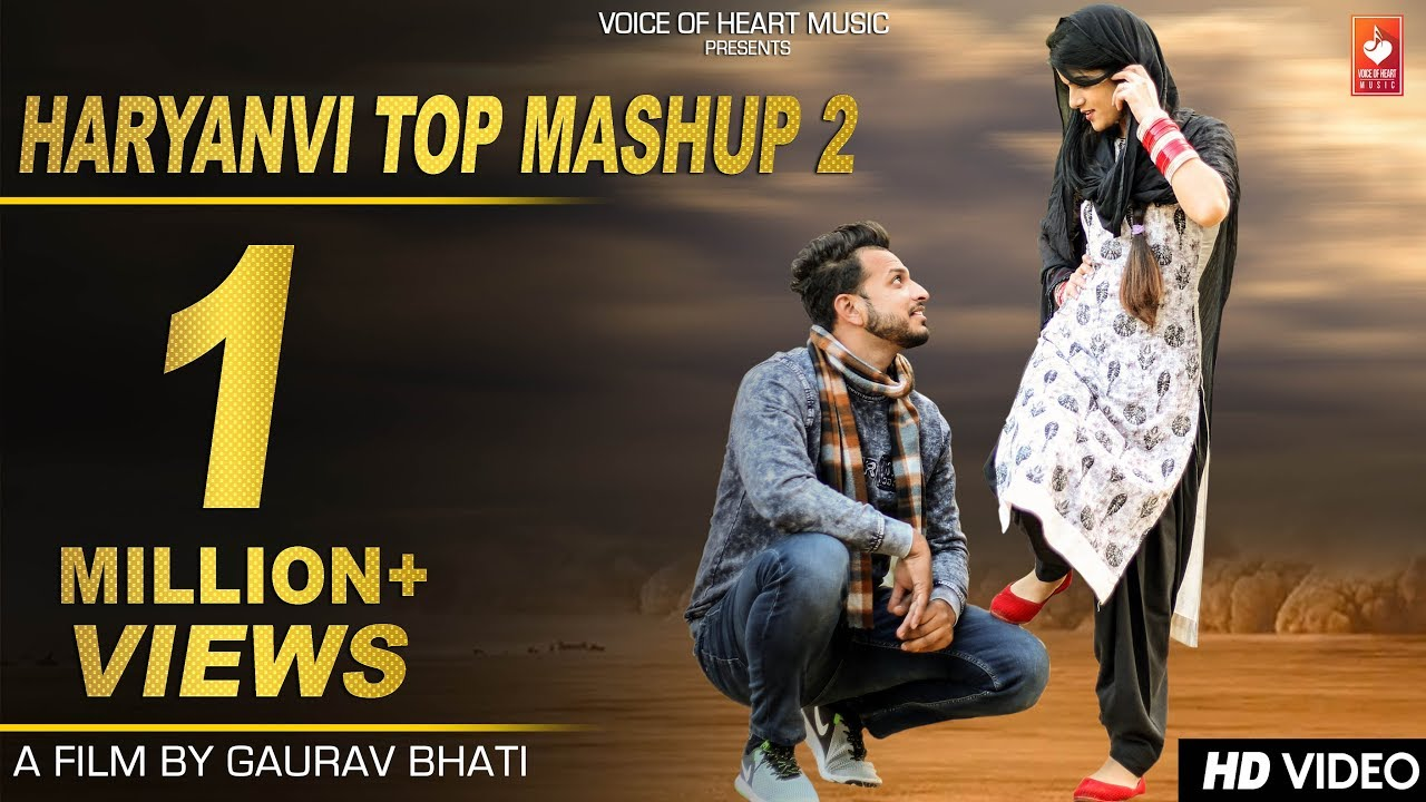 Haryanvi Top Mashup 2 (Full Song) By Gaurav Bhati & The Begraj