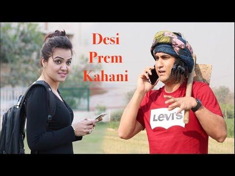 Desi Prem Kahani By Valentines's Day special  Lalit Shokeen Films