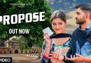 Propose (Official Video) By Amit Dhull & Anjali Raghav